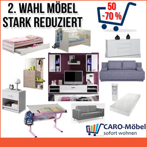 2 wahl m bel 50 70 rabatt. Black Bedroom Furniture Sets. Home Design Ideas